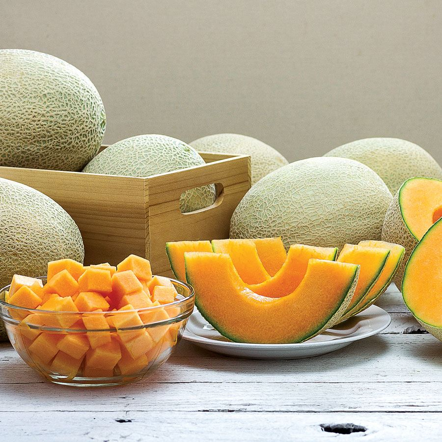 Infinite Gold Hybrid Cantaloupe Seeds